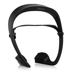 DIGICare DO Wireless NFC Bluetooth Stereo Bone Conduction Headphone Headset Black