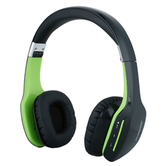 AUSDOM  M07S Popular Wireless Bluetooth Stereo Headphone Headset Earphone Green
