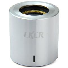 LKER Grace Mini Wireless Bluetooth V3.0 Speaker HiFi Sound Box White One Size