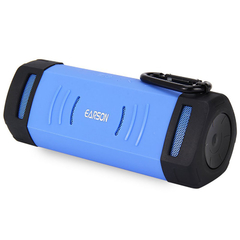 EARSON ER160 Outdoor Wireless Bluetooth EDR Speaker with Protective Cover Blue One Size