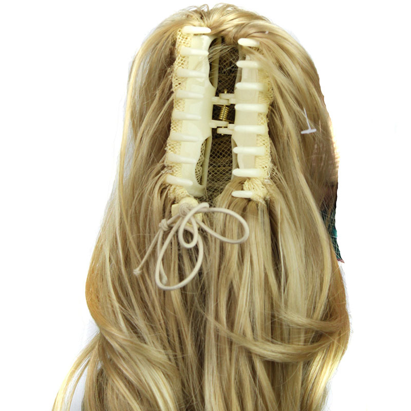 Kilimall long curly claw clip ponytail hair extensions synthetic image image image image image image solutioingenieria Image collections