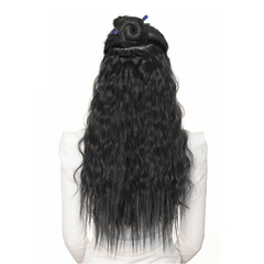 24inch Bodyweave Synthetic Hair Synthetic Curly Hair Extensions for Womens 1 62cm