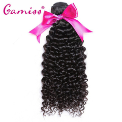 Virgin Hair Burmese Kinky Curly Extension Human Hair Weave  for Valentine's Day Natural Black 10inch