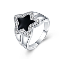 Classic Design Prong Setting Finger Ring for Lady 7 As the picture
