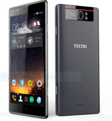 TECNO CAMON C8, 5.5 SCREEN ,16GB ROM,13MP CAMERA, 3000mAh BLACK
