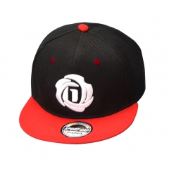 Design Men Hip Hop Baseball Caps Rose Embroidered Sports Hats 1 one size
