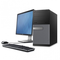 DELL 3040 SYSTEM intel core i3, 3.4ghz. 4gb ram, 500gb harddrive dos