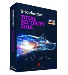 Bitdefender Antivirus Plus 2016 - 1 PC / 1 Year