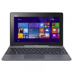Asus H100TAF 2-in-1 Laptop: Intel Celeron, 2/500GB, 1.3GHz,  Windows 10 (No odd) - Gray, 10.1 Inch