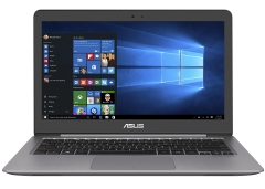 Asus UX310U Notebook Laptop: Intel Core i3, 4GB/128GB, 2.3 GHz Windows 10 (No odd) - Gray, 13.3