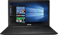 Asus A555L Notebook Laptop: Intel Core i5, 6GB/500GB, 2.2 GHz Windows 10 (No odd) - Black, 15.6 Inch