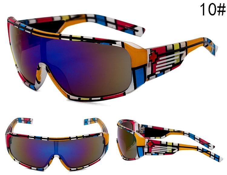 reflective aviator sunglasses  sunglasses men