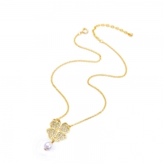 Vintage Style Necklace Fashion Jewelry Vintage Golden Colors for Women ZB-0024