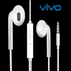 Valentine's Day Gift Earpods Earphones Earbuds  with Mic and Volume Control for Vivo, Iphone