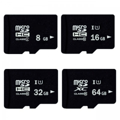 Micro Sd Card Real Capacity 16/8GB Memory Card TF Card for Mobile Phone Camera Tablet PC PSP black micro sd 8g