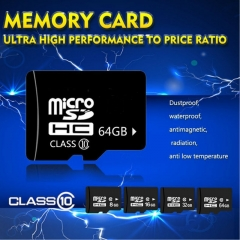 Micro SD Card Memory Card Microsd Mini Sd Card 8GB/16GB/32GB  for Cell Phones Tablet PC black micro sd 32g