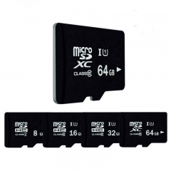 Newest Memory Card 32GB 16GB micro sd card 8GB flash card Memory Microsd for Smartphone/Tablet pc black micro sd 32g