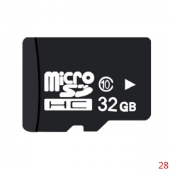 Micro SD Card Memory Card TF Card Microsd Mini Sd Card 8G/16G/32G  for Cell Phones Tablet PC black micro sd 32g