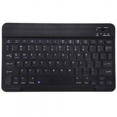 Ultra Slim Multimedia Wireless Bluetooth 3.0 Keyboard with Charging Port black one size