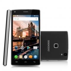 DOOGEE X5 MAX, 5.0'', 1GB RAM + 8GB ROM, Android 6.0, 8.0MP Camera, Dual SIM Smartphone Black
