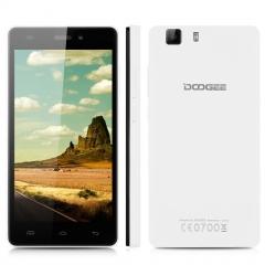DOOGEE X5 Pro - 5.0'' - Android 5.1 - Quad Core - 2GB RAM + 16GB ROM - Dual SIM White