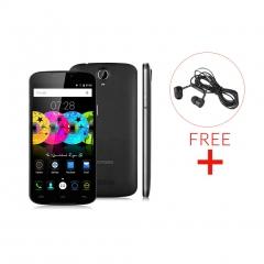 DOOGEE X6 Pro, 5.5'', Android 5.1, Quad Core, 2GB RAM + 16GB ROM, 8.0MP Camera Smartphone Black