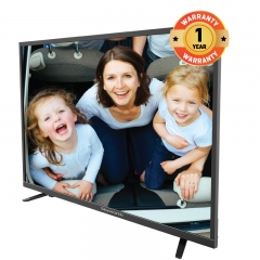 Skyworth Ultra Slim Digital LED TV 24'' black 24'' black 32