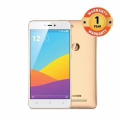 Gionee F103PRO 5.0 HD Touch Android 6.0 ROM 16G RAM3G Smart Phone gold