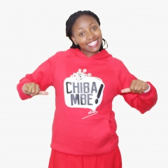 Churchill Clad Unisex Fashion Hoodie-Chemutai red large