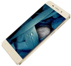 "Gionee M6 Lite : 5.0"", 5MP/ 13 MP, 3 GB RAM/ 32 GB ROM 4G golden"
