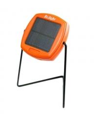 Generic Solar Light - Free Light - Orange great