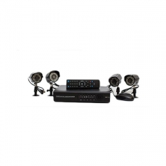 Generic CCTV Security Recording System - Black great