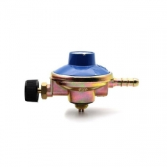 Generic 6KG Gas Cylinder Regulator - Blue great