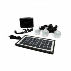 GDLITE GDLITE Solar Lighting System – Black great