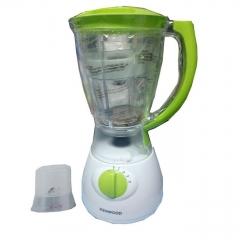 KENWOOD Blender with Grinder - 1.5 L - White & Light Green black