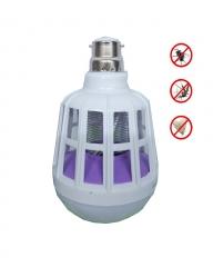 LED 85 - 265V Household Electric Mosquito Killing Lamp Bulb - White white small medium