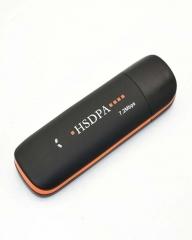 HSDPA  Universal  Sim  Internet  Modem - Black