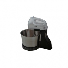 Hand Mixer with Bowl - Black