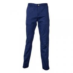 Blue Slim Fit Soft Khaki Pants blue 32