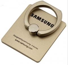 Samsung 360 Ring Phone Holder - Gold gold