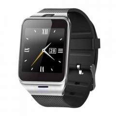 Smart Watches DZ09 SIM/TF bluetooth Sport Pedometer WristWatch smart watch for apple/Android black one size