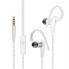 Fashion Music Sports headphones stereo Headset for Infinix /Cubot White