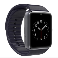 Smartwatch Bluetooth Touch Smart Watches GT08 for Iphone and all Android phone black one size