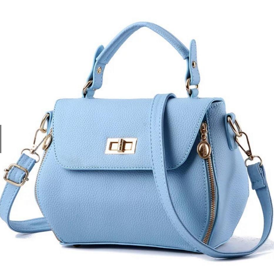 fb454bb84e women handbag shoulder bag fashion ladies bags Black one size ...