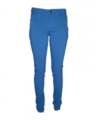 Forever Young Stretchy Skinny Jeans - French Blue 1