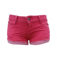 Forever Young Shorty Short- Red red 0