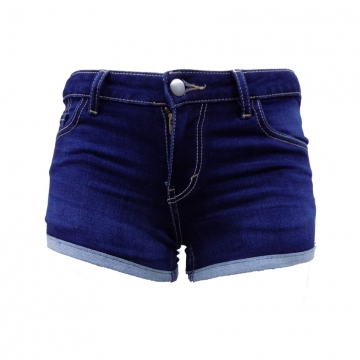 Forever Young - SHORTY SHORT - Denim blue, 12