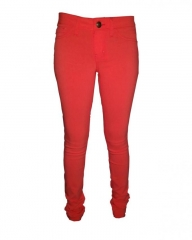 Forever Young - Colour Skinny Jeans - DK CORAL dk coral 1