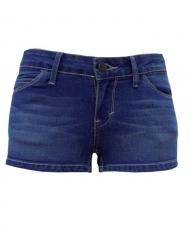 Blue - Shorty Shorts Blue 0