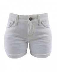 White - Forever Young Midi Short White 3